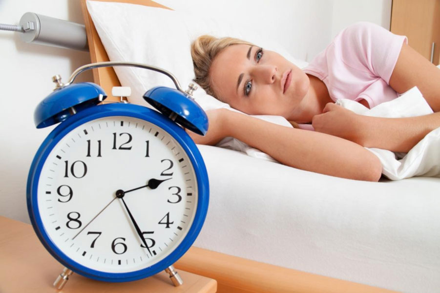 Нарушения сна при беременности