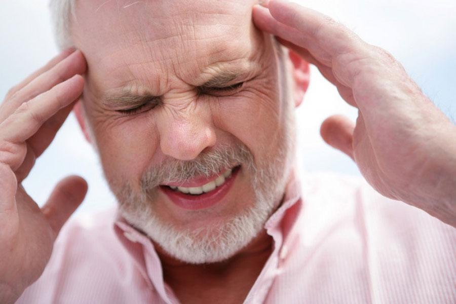 Невыносимая боль в голове