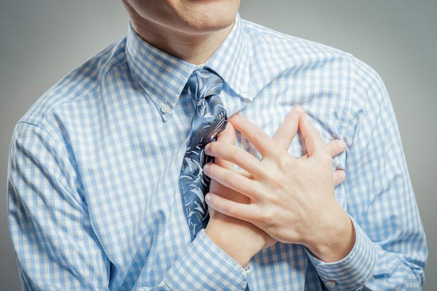 Сердечные резкие боли