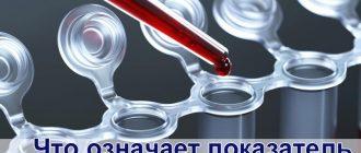 Что означает показатель МНО в анализе крови