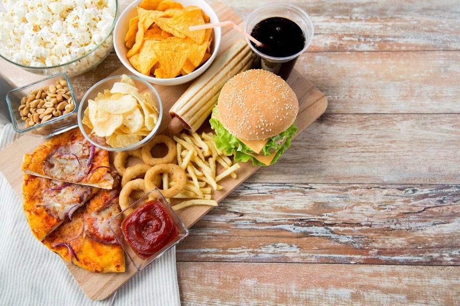 Канцерогены в продуктах