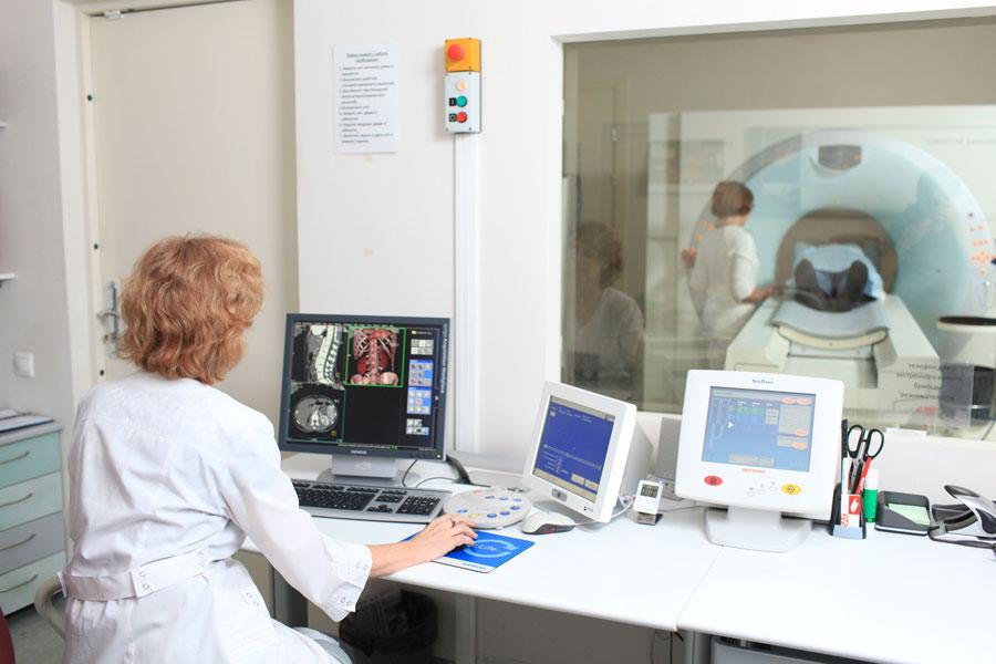 Магнитно-резонансная коронарография