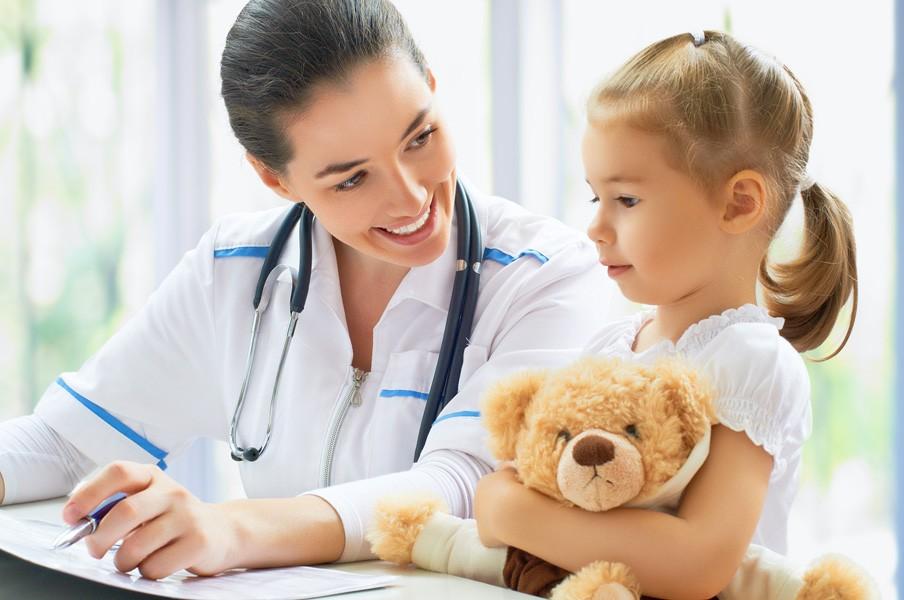 Прием и консультация педиатра