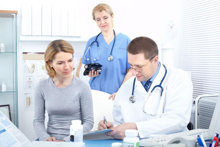 Расшифровка анализа крови врачом