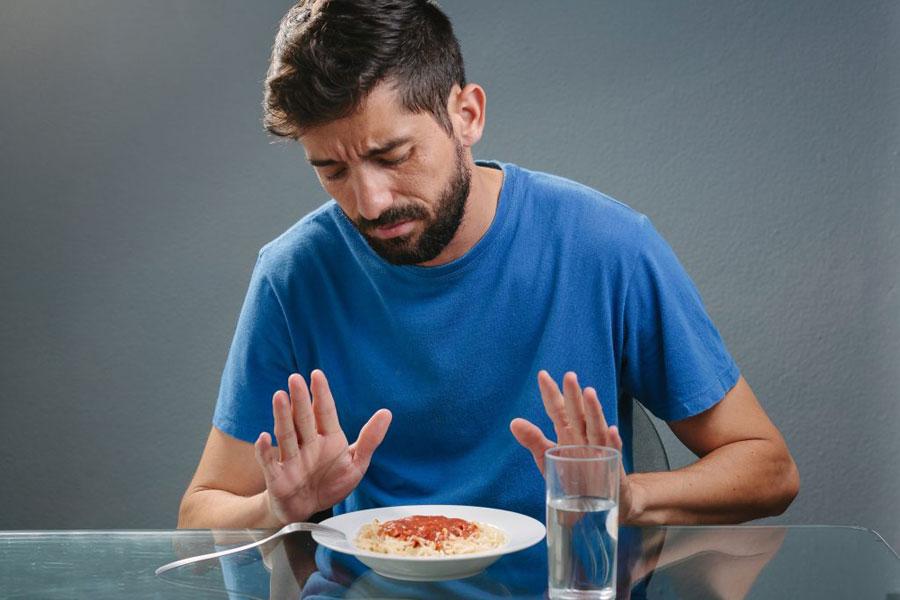 Ухудшение аппетита при болезни