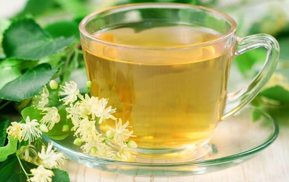 Липовый чай
