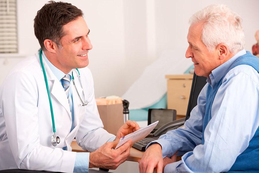 Обращение к врачу-специалисту