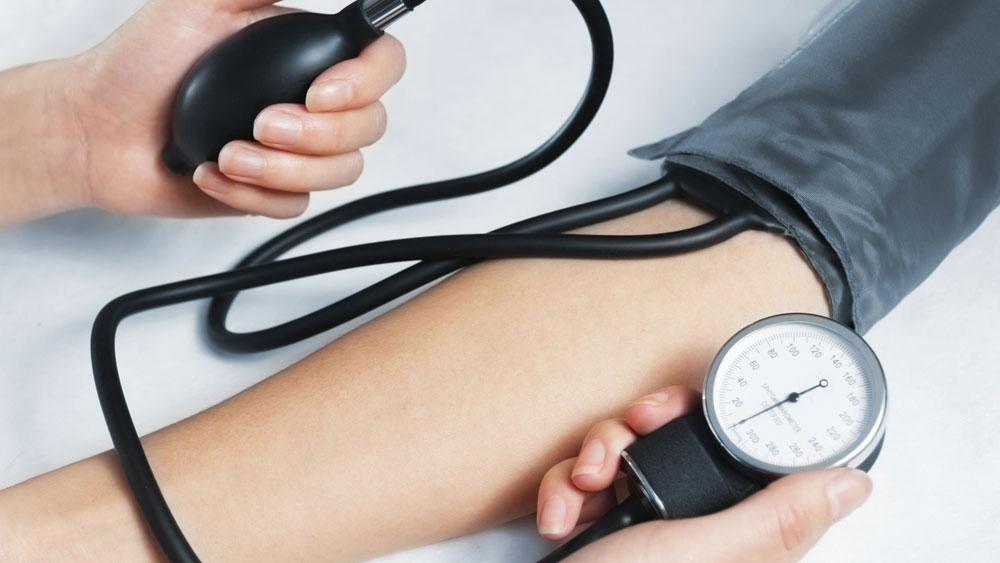 Измерение пульсового давления