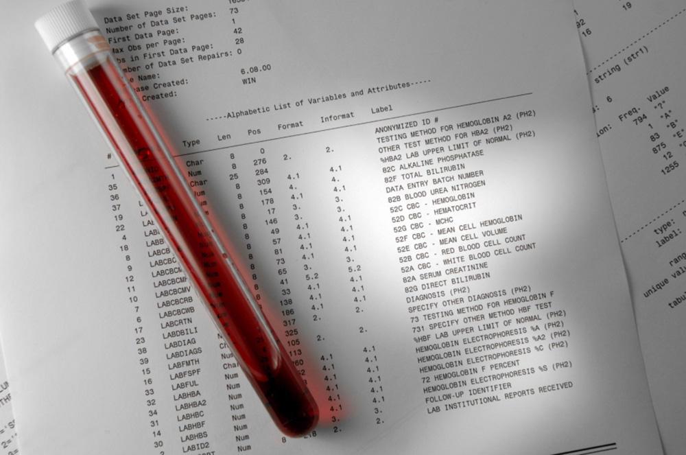 Расшифровка данных