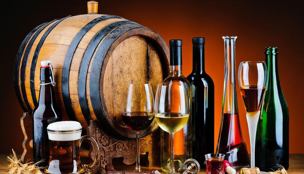 Спиртные напитки употребление