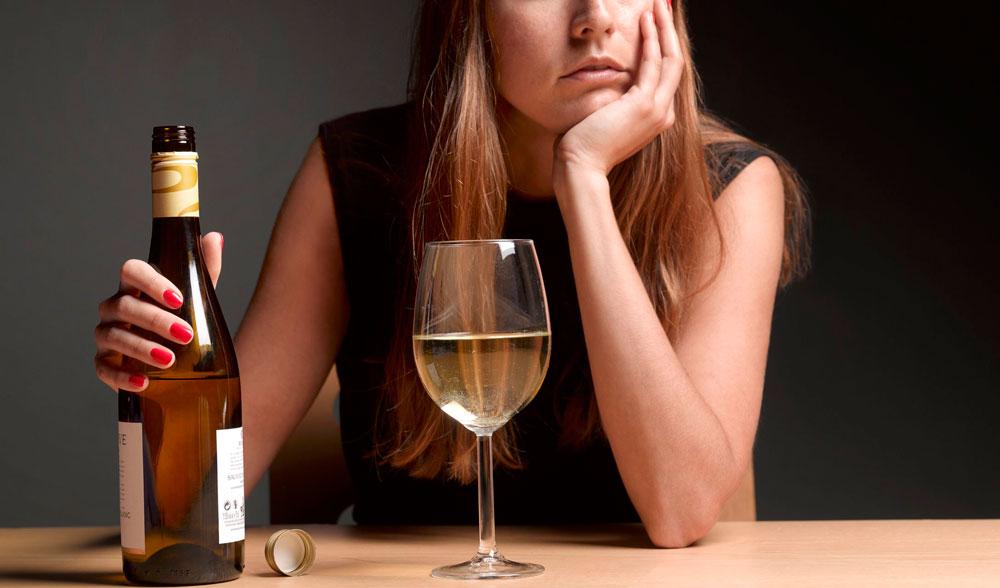 Употребление спиртного вредно
