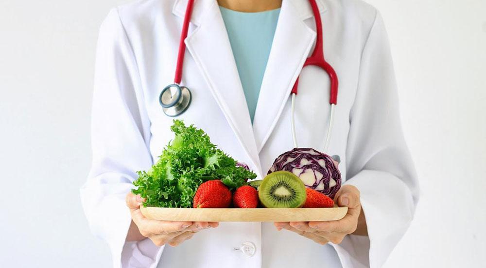 Здоровое питание пациента